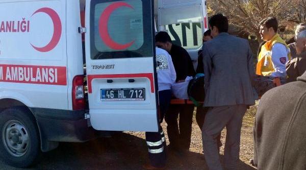 Kahramanmaraş'ta Kaza: 6 Yarali