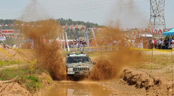 Kahramanmaraş'ta Off-road Yarışları Yapıldı