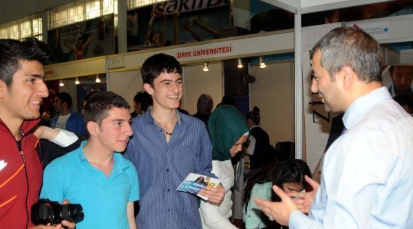 Kahramanmaraş'ta Üniversite Tanıtım Fuarı
