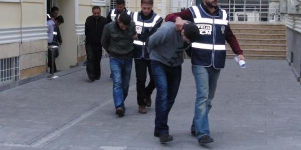 Kahramanmaraş'ta Uyuşturucu Operasyonu: 4 Gözalti