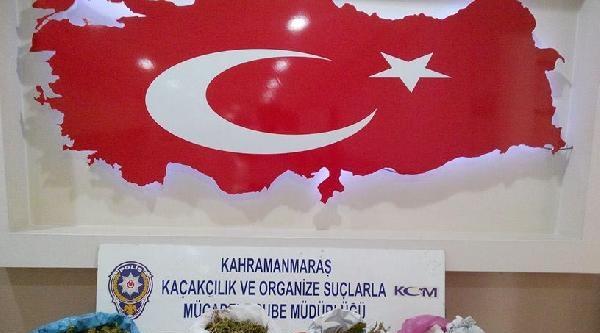 Kahramanmaraş'ta Uyuşturucu Ve Kaçakçılığa 9 Gözaltı