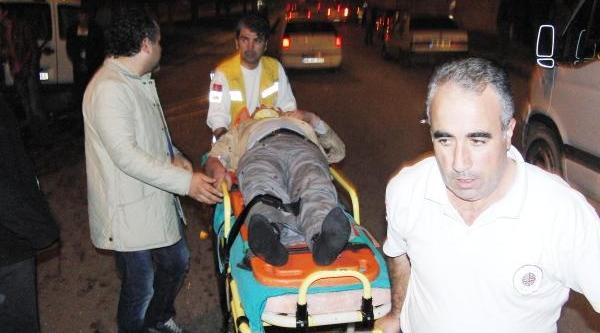 Kahramanmaraş'ta Zincirleme Kaza: 5 Yarali