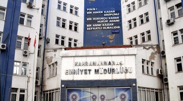Kahranmaraş'ta 107 Polisin Görev Yeri Değişti