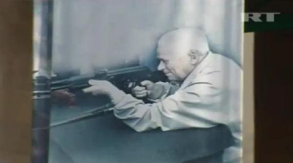 Kalaşnikof 94 Yaşinda Öldü