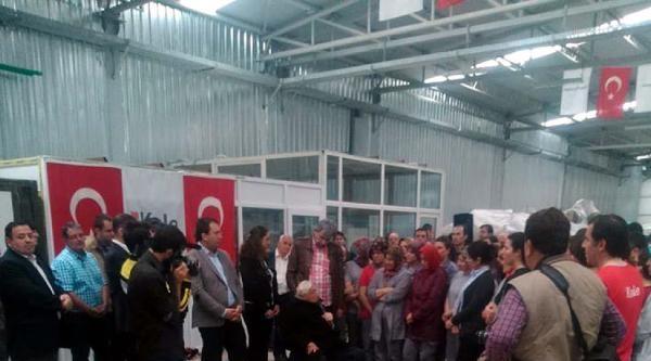 Kale Grubu'ndan Çan'a Yeni Fabrika