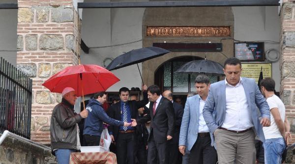 Kalkınma Bakanı Yılmaz, Bursa'da (2)