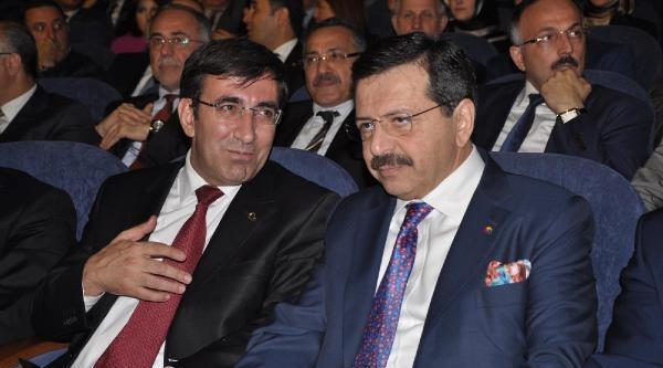 Kalkınma Bakanı Yılmaz Bursa'da (4)