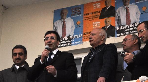 Kalkınma Bakanı Yılmaz: Türkiye'nin İstikrarini Bozmak İstiyorlar