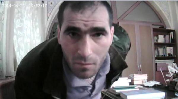 Kamerayı Tıklayan Hırsızlık Şüphelisi Yakalandı