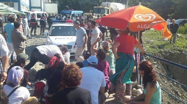 Kamilet Vadisi'nde Nöbet Tutan Çevrecilere Saldırı: 2 Yaralı
