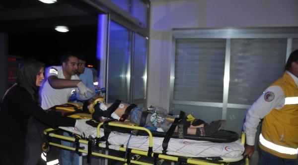 Kamyonet Takla Attı: 1 Ölü, 5 Yaralı