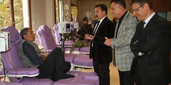 Kanser Hastalari Ebru Sanatiyla Moral Buldu