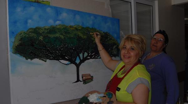 Kanser Hastaları İçin, Moral Ağacı