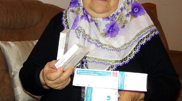 Kanser Hastasi 71 Yaşindaki Ayşe Çetinkaya Sinir Dişi Edilme Korkusuyla Yaşiyor