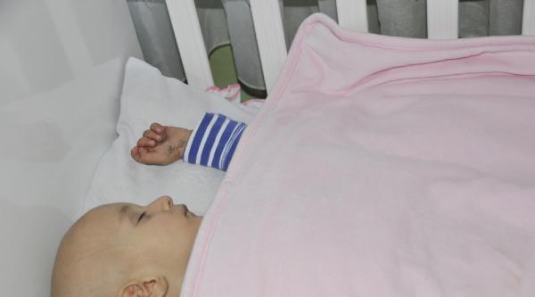Kanser Tedavisi Gören Asmin Bebeğe Acil Taze  Kan Lazım