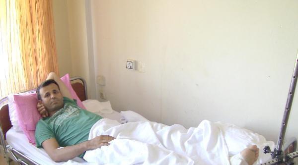 Kanyonda Ayağı Kırılan Öğretmen 15 Saatte Kurtarıldı