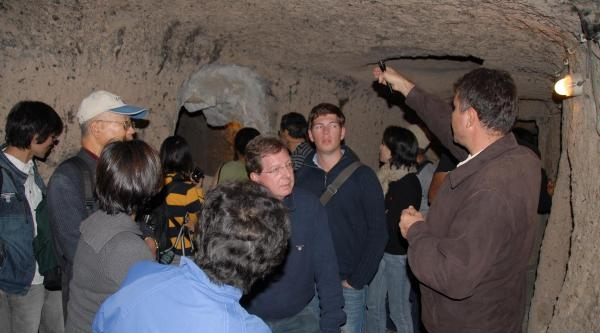 Kapadokya 7 Ayda 1 Milyon 409 Bin Turist Gezdi