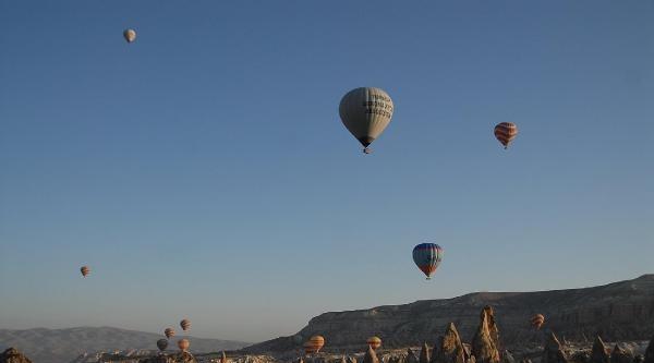Kapadokya'da Yer Turist, Gök Balon