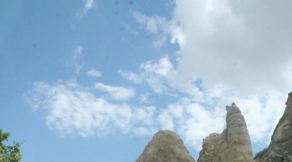 Kapadokya'ya 6 Ayda 1 Milyon 261 Bin Ziyaretçi