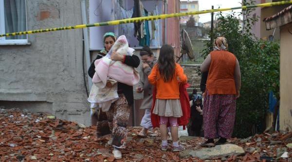 Kapakli'Da Doğalgaz Kaçaği Paniği