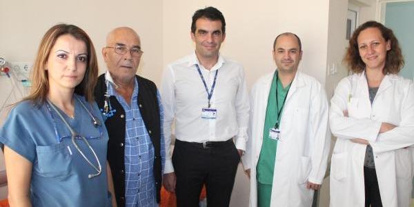Kapali Ameliyatla Akciğer Kanseri Tedavisi