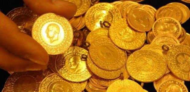 Kapalıçarşı'da altın fiyatları arttı
