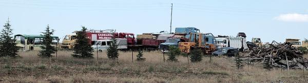 Kapanan Beldelerden 43 Milyon Lira Borç Ve Hurda Araçlar Kaldı