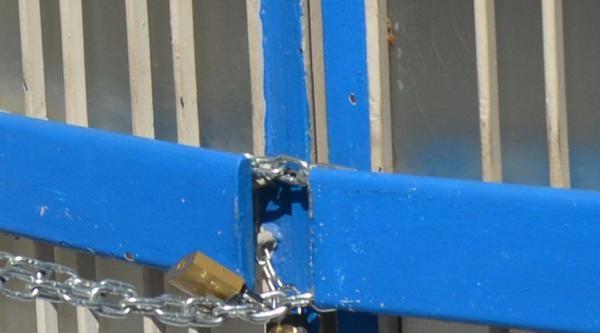 Kapısına Kilit Vurulan Emniyet Binası Onarılıp Değerlendirilecek