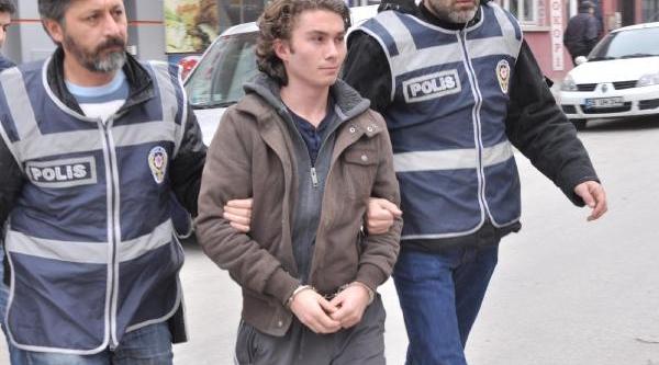 Kapkaççiyi Güvenlik Kamerasi Görüntüsü Yakalatti