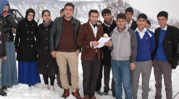 Kar Mağduru Aöf Öğrencileri Yeni Bir Sinav Hakki Istedi
