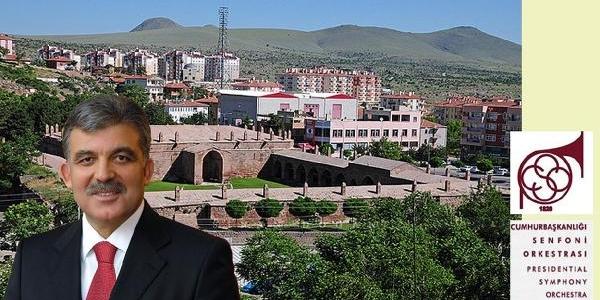 Kara Mustafa Paşa Kervansarayi Cso Konseri Için Hazir