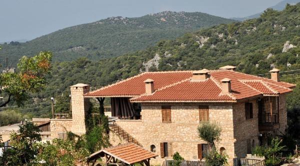 Karabibik'in Taş Evleri Turizme Açıldı