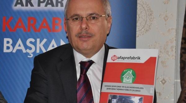 Karabük Belediye Başkan Adayi: Şahin'in Başbakan Olma Ihtimali Büyük