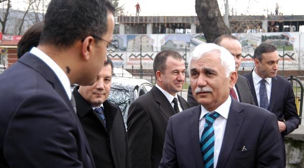 Karabük Valisi Orhan Alimoğlu Göreve Başladı