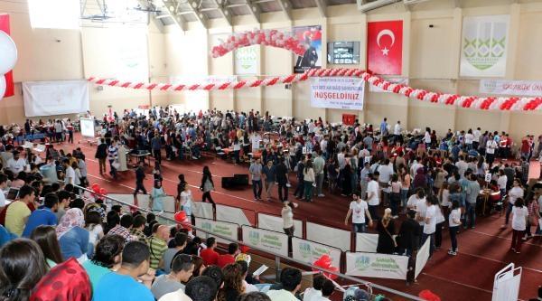 Karabük'te 1 Günde 2 Bin 23 Ünite Kan Bağışı