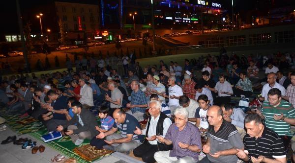 Karabük'te Gazze İçin Dua Edildi