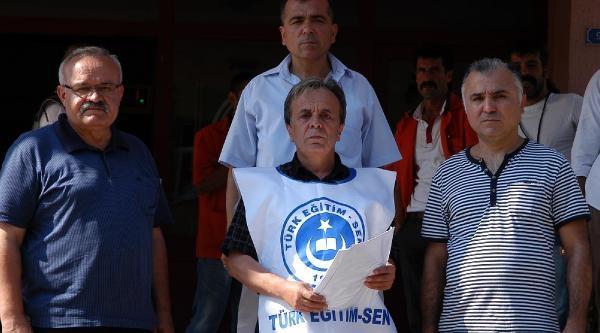 Karabük'te Okul Müdürlerinin Görevden Alınmasına Suç Duyurusu