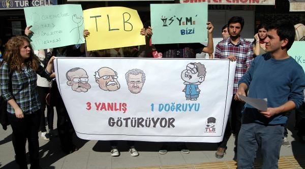 Karabük'te Ygs Protestosu
