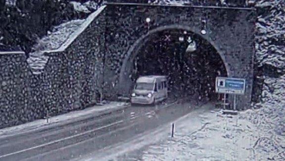 Karabük'teki servis kazasının görüntüleri ortaya çıktı İZLE...