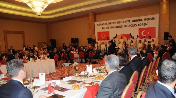 Karadağ'ın Üçüncü Fahri Konsolosu Tosyalı