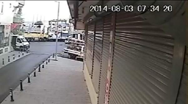 Karadeniz Mahallesi'nde Yaşanan Hırsızlıklar Esnafı İsyan Ettirdi