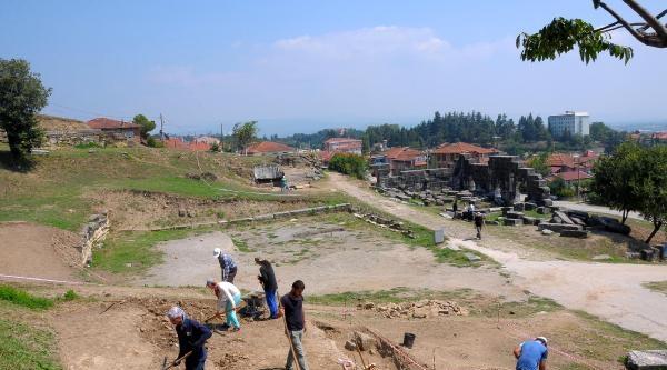 Karadeniz'in Efes'inde Kazı Çalişmalari Devam Ediyor