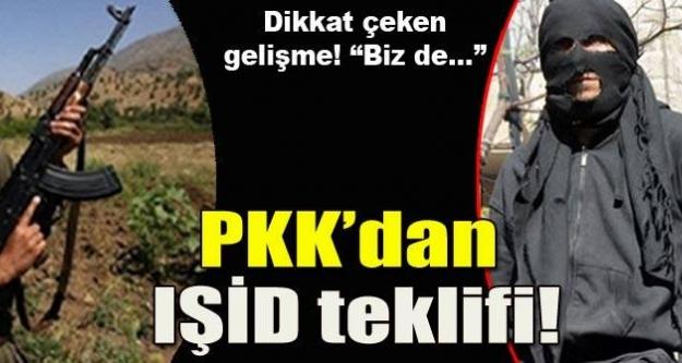 Karayılan'dan Barzani ve Talabani'ye IŞİD teklifi