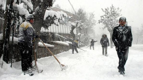 Karda kayıp düşmemek için bunlara dikkat edin!
