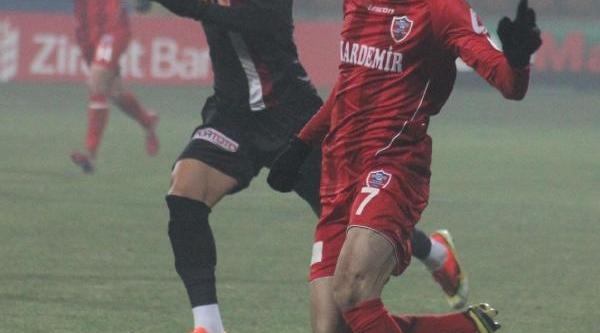 Kardemir Karabükspor - Sanica Boru Elaziğspor (Fotoğraflar)