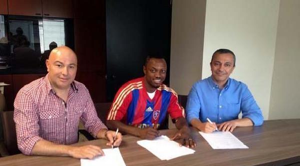 Kardemir Karabükspor Traore'yi Transfer Etti