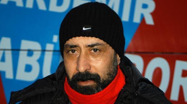 Kardemir Karabükspor'da Hedef Sapmadı