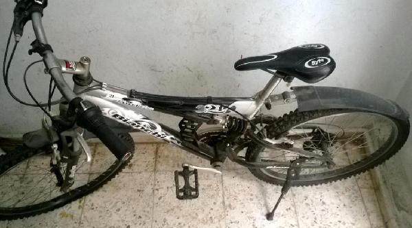 Kardeşi Gibi Bisiklet Hırsızlığından Yakalandı