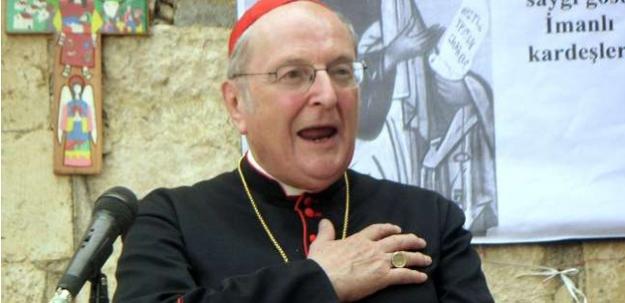 Kardinalden Müslümanlar için çirkin sözler!