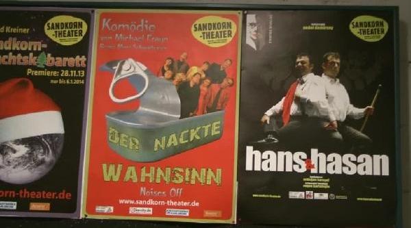 Karlsruhe'de Tiyatro Akşami